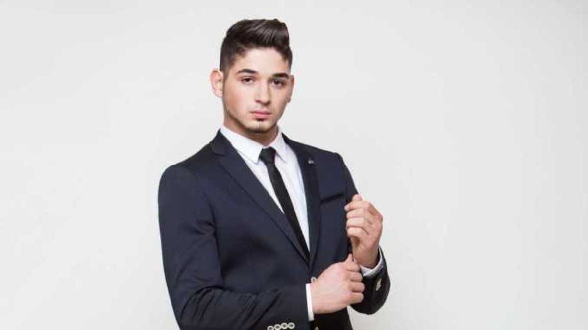 Alan Bersten of Dancing with the Stars