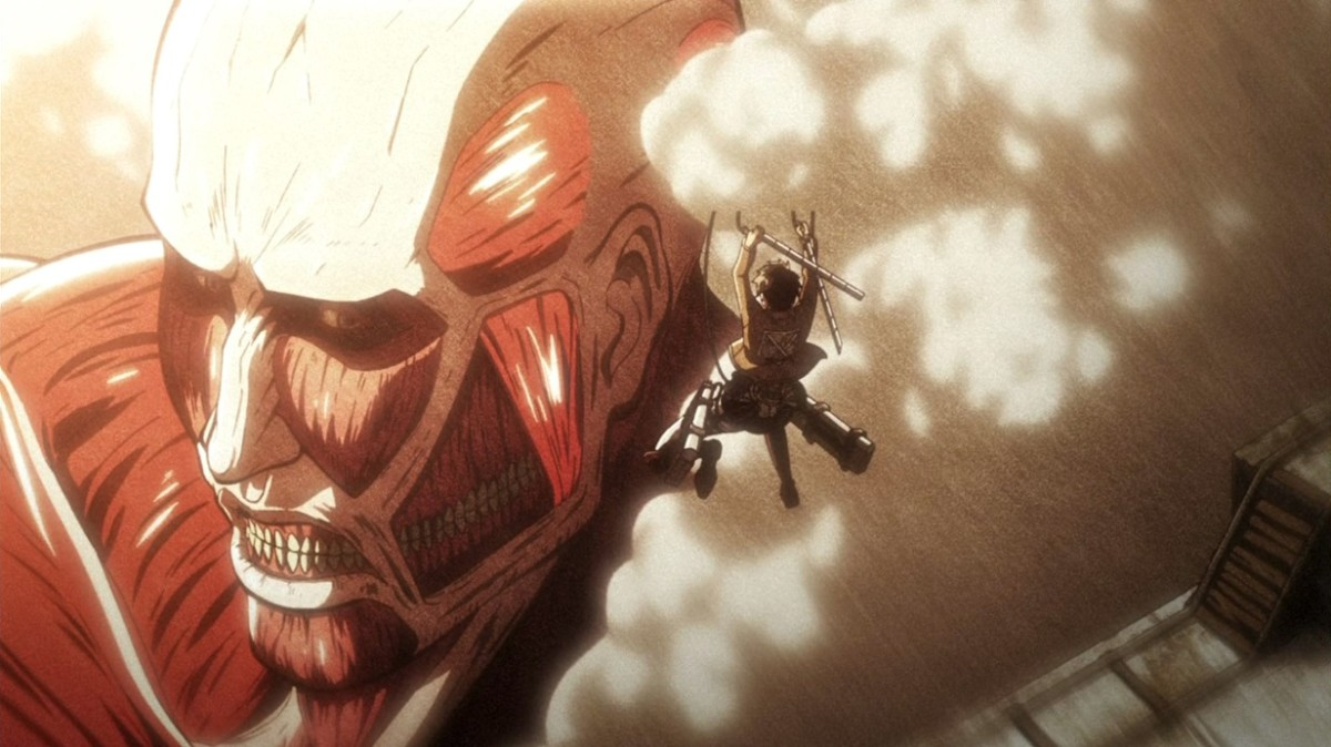 Shigeki no Kyojin (Attack on Titan)
