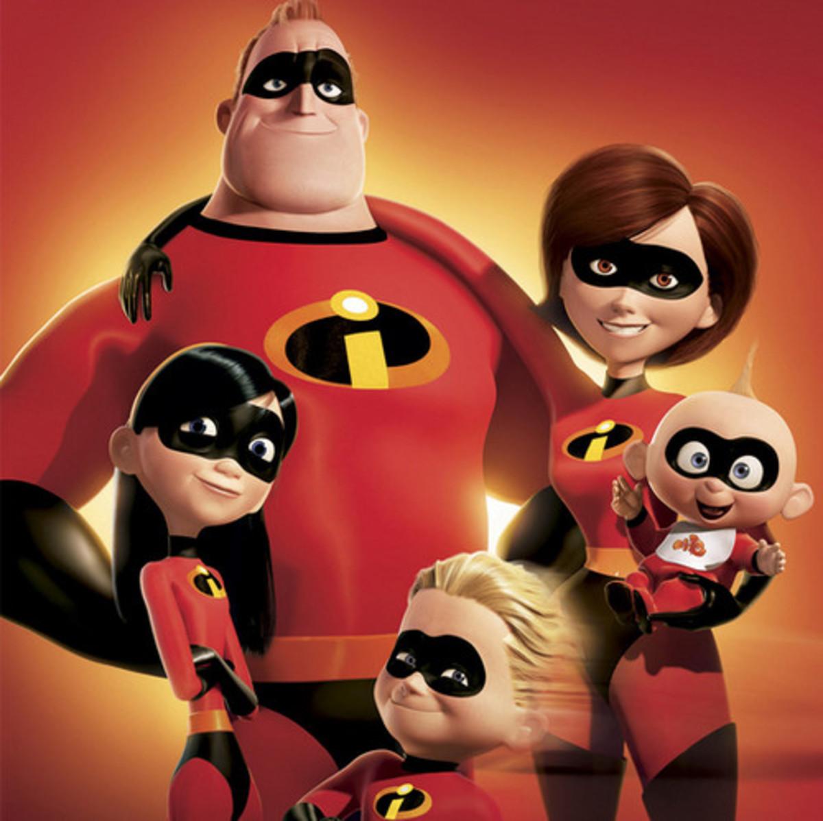 Pixar's The Incredibles 2