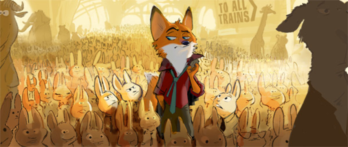 Walt Disney Animation's Zootopia