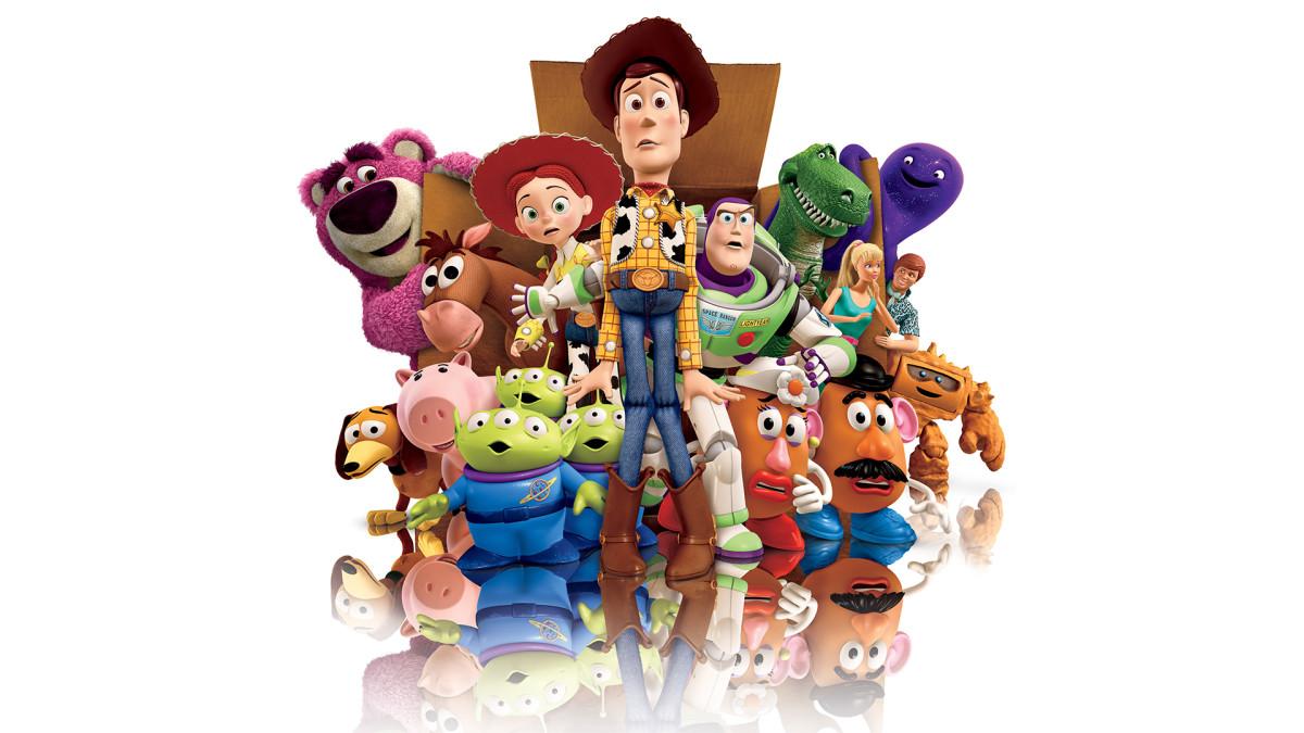 Pixar's Toy Story 4