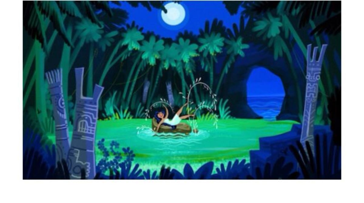Walt Disney Animation's Moana