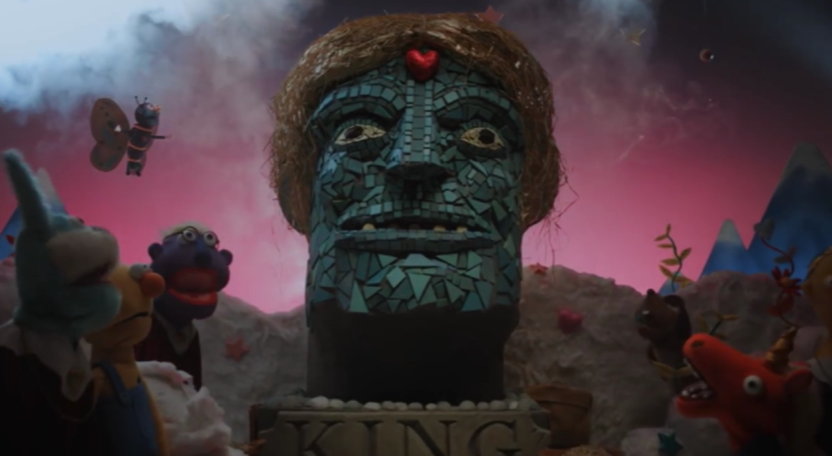 I've seen some people say that Malcolm the King of Love is Michael from the story all grown up but I can't really see any hard evidence to support that.