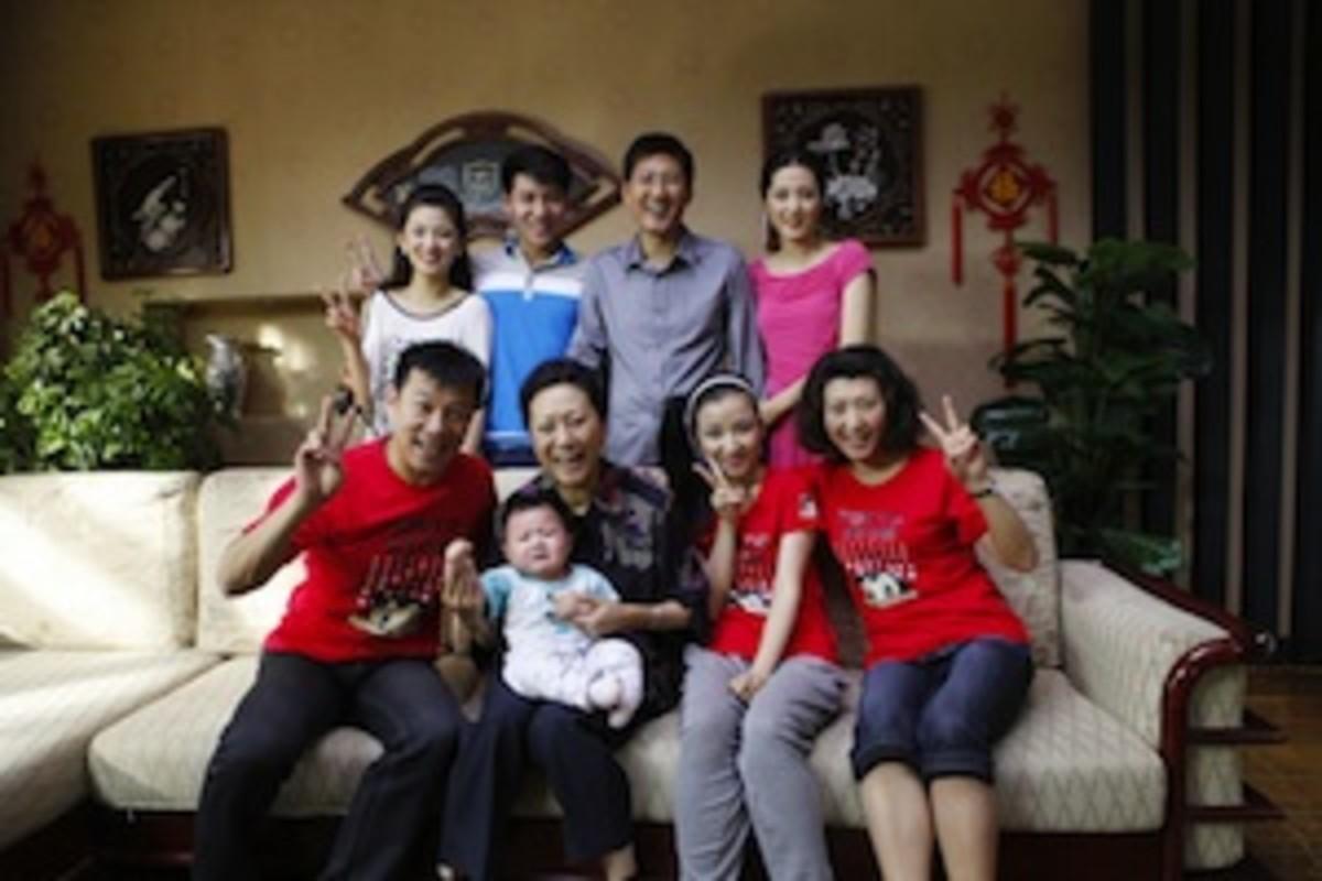 10 Modern Chinese Family Dramas - 46.0KB