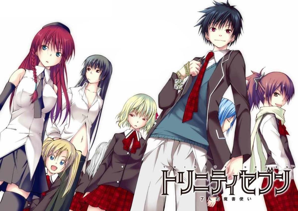 Top 10 Best Harem Anime