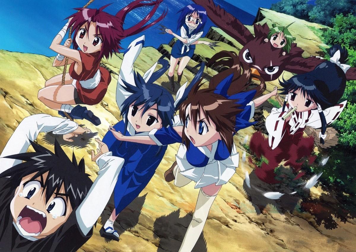 best-harem-anime
