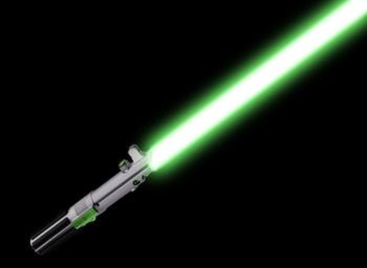 Yoda's emerald shoto