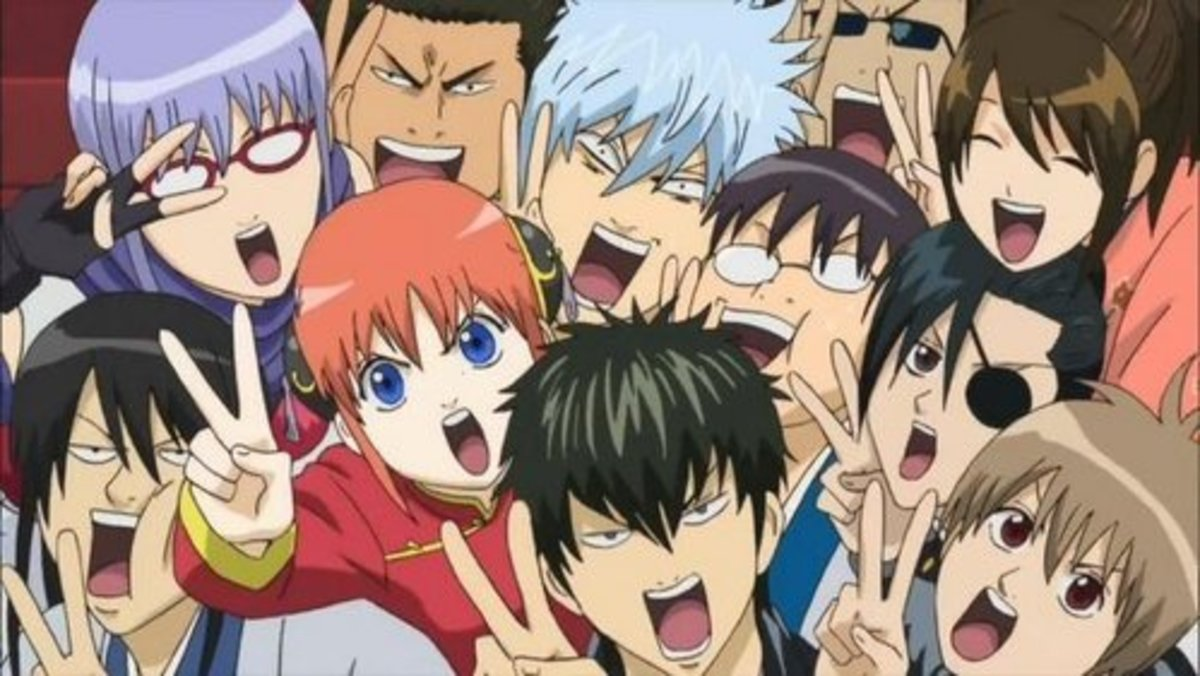Anime Genre List