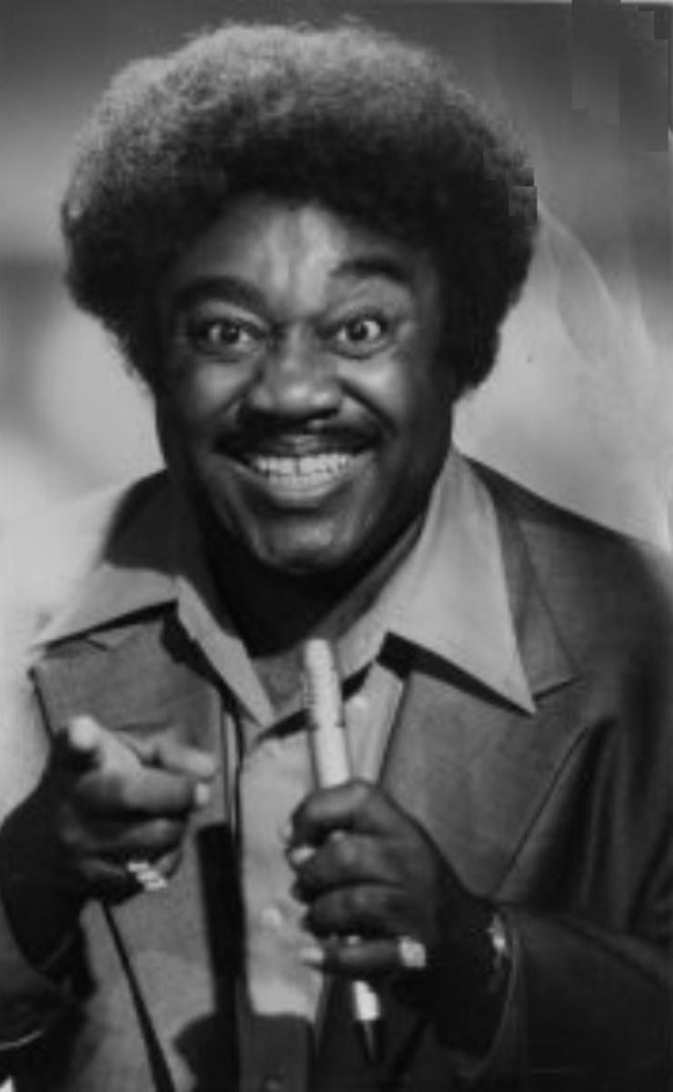 """Leroy """"Sloppy"""" Daniels as a comedian"""