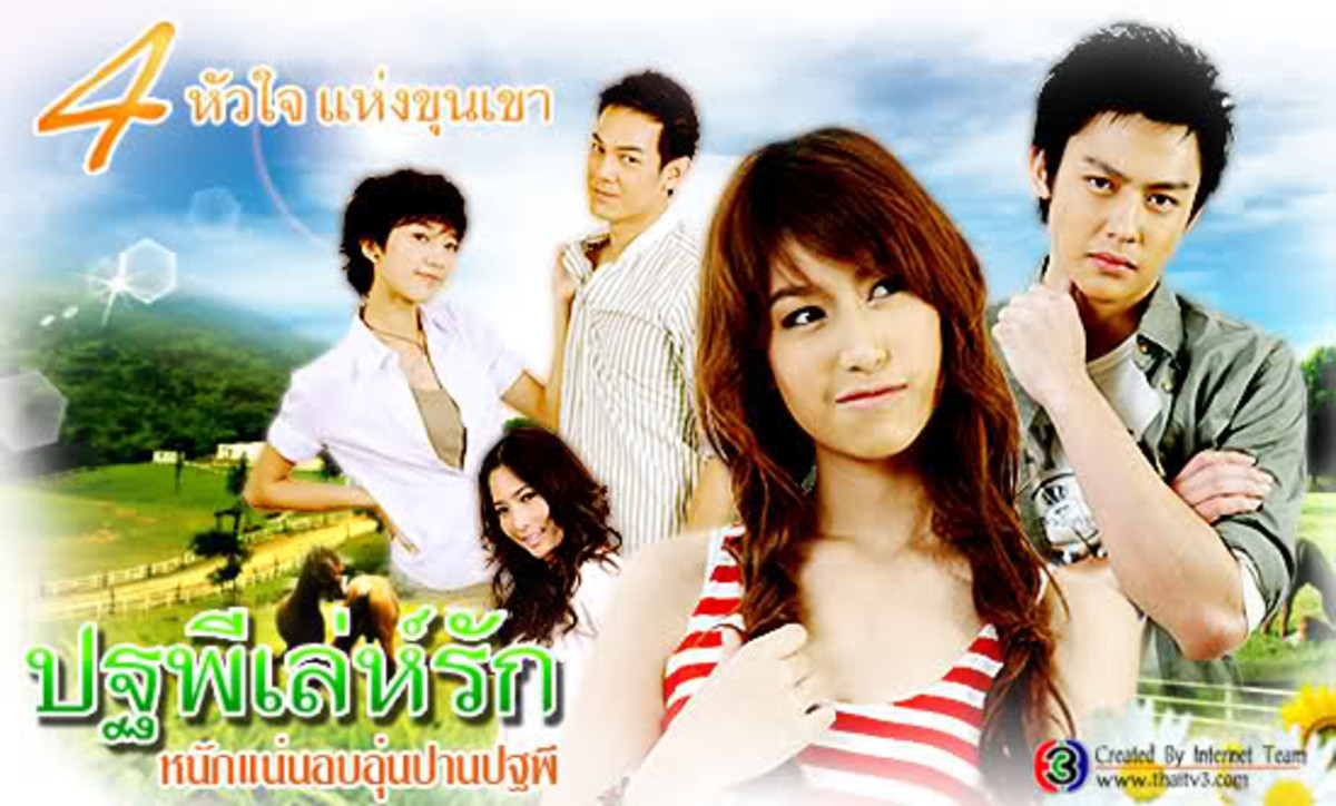 10 funniest thailand romantic comedy tv series reelrundown