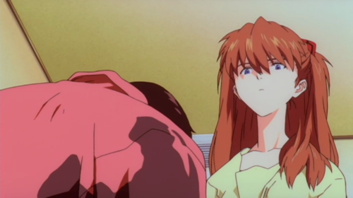 A show doesn't have to have as many emotional ups and downs as Evangelion, but it has to give someone a reason to care about what's happening. And, if the characters don't care, why should the audience?