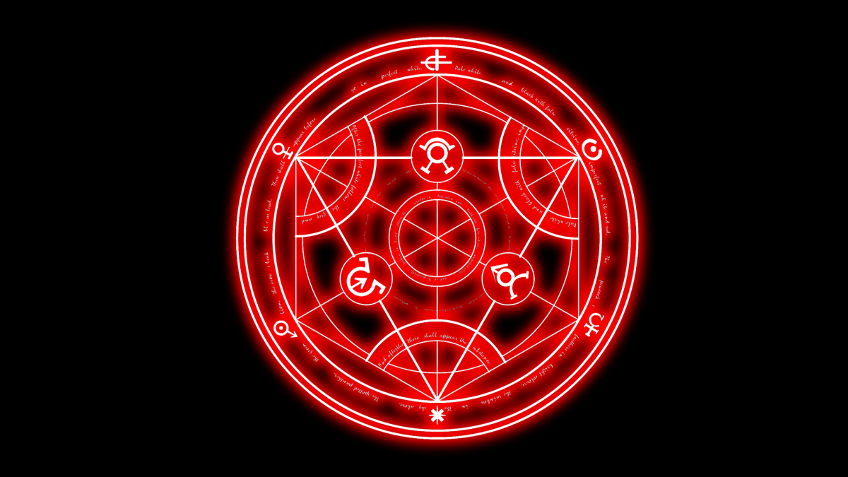 Fullmetal Alchemist is not only an interesting and moving anime, but it also plays by its own rules.
