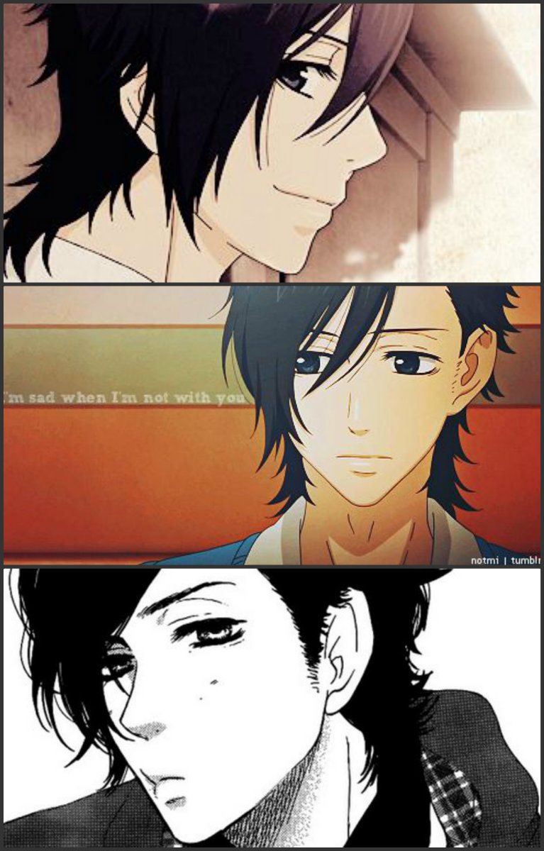 Bishounen: The Most Handsome Male Anime/Manga Characters