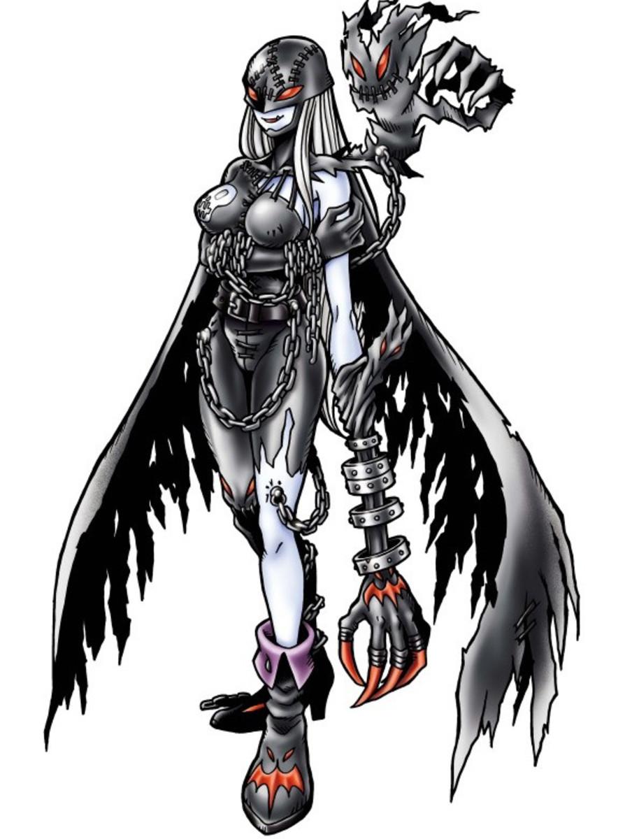 Top 10 Dark Digimon | ReelRundown