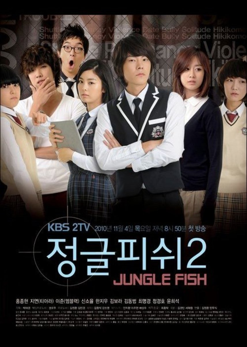 Jungle Fish 2