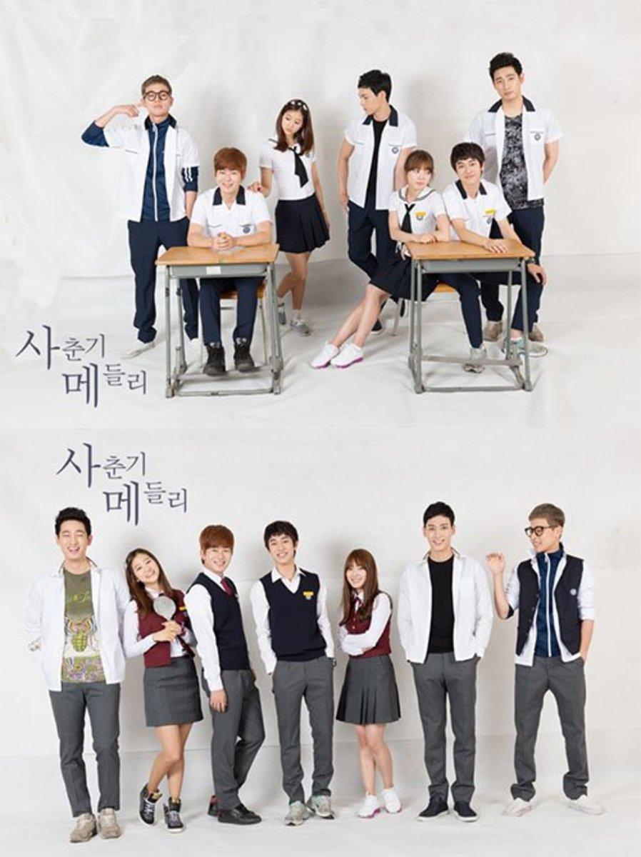 The 18 Best Korean High School Dramas | ReelRundown