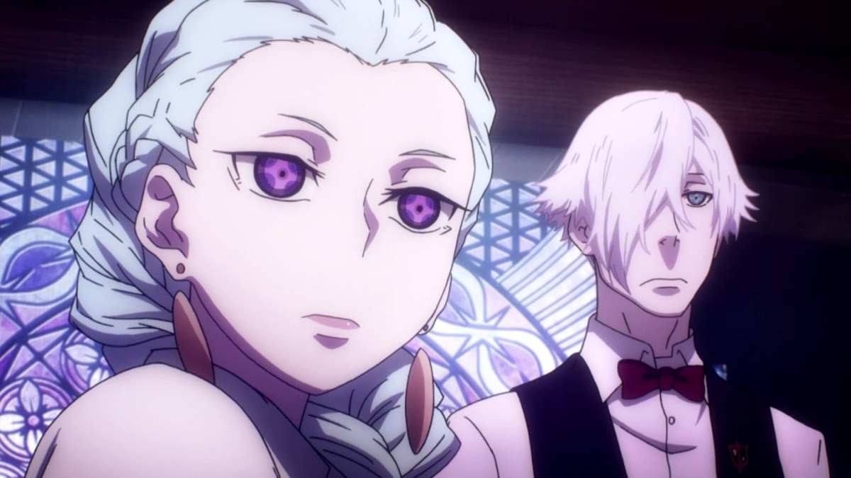 Death Parade is produced by animation studio Madhouse and is based on a short film called Death Billiards.