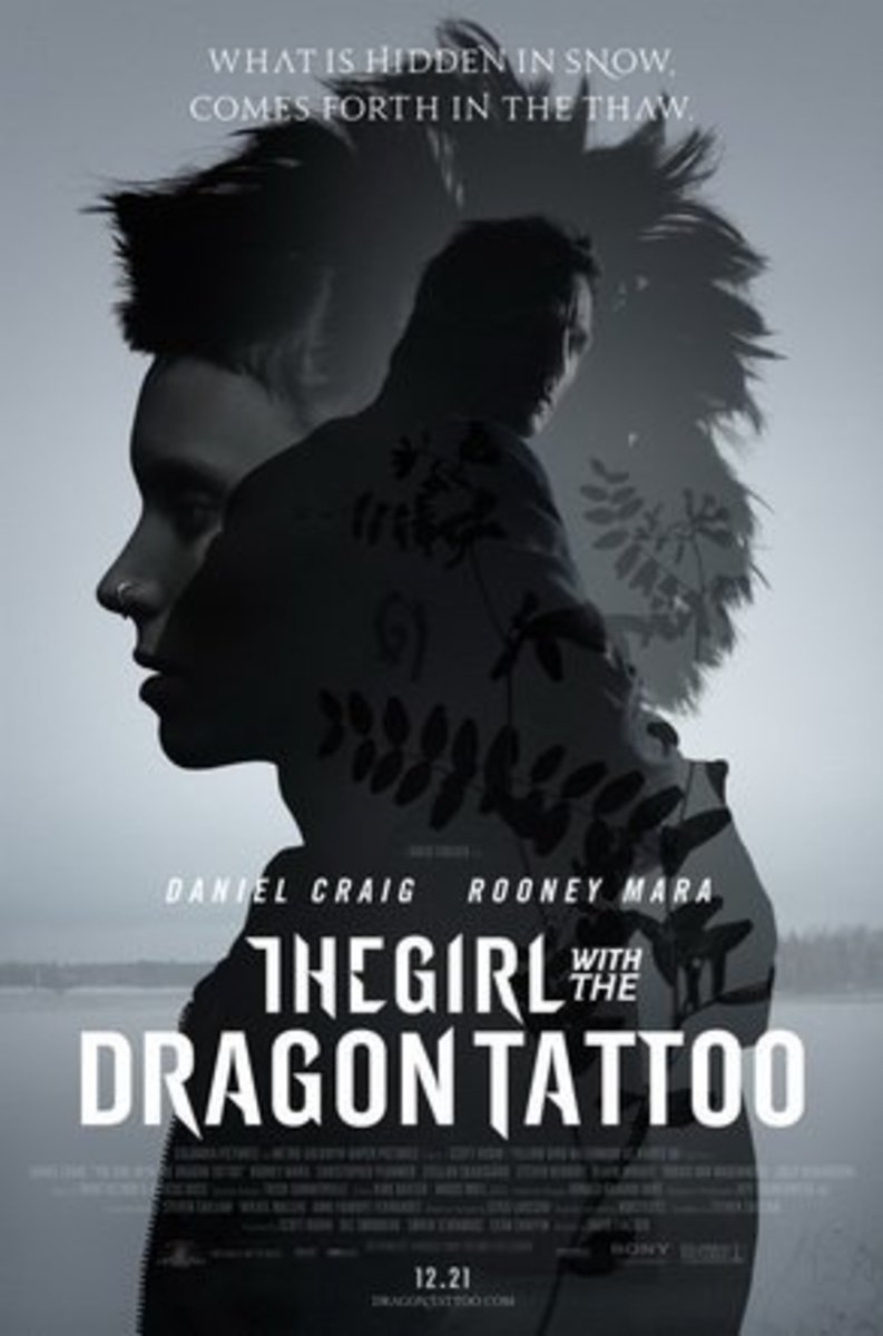 The poster from the 2011 American remake.