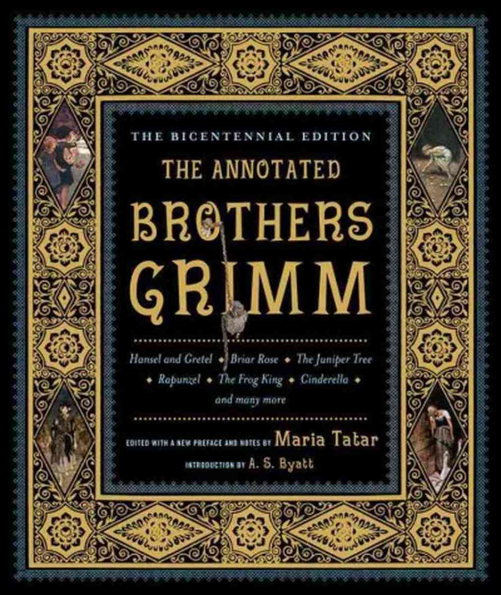 A book of the Brothers Grimm