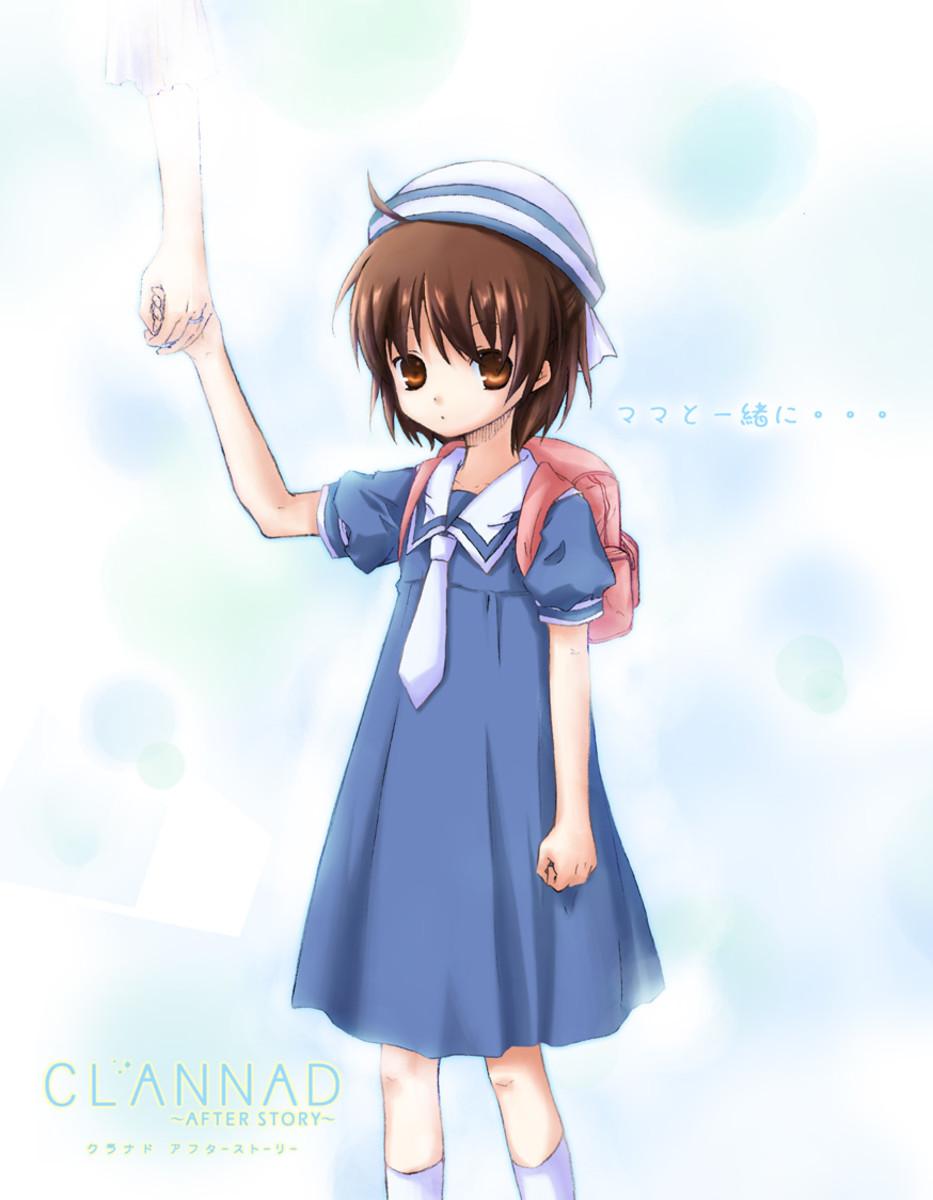Ushio from Clannad