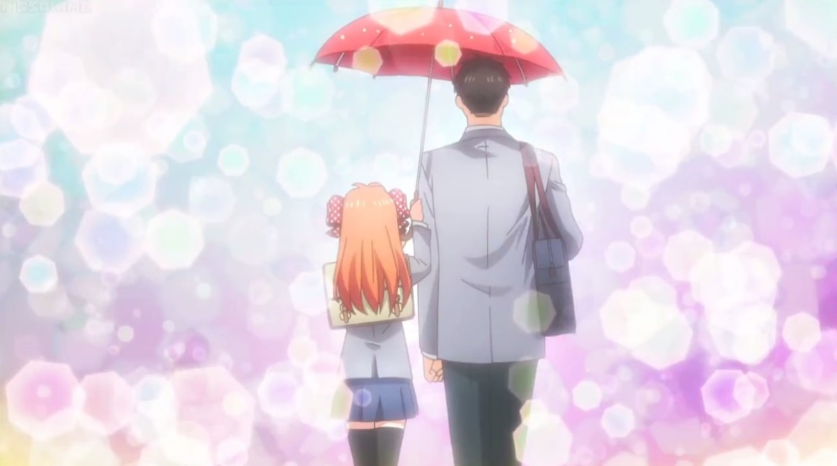 Sakura and Nozaki
