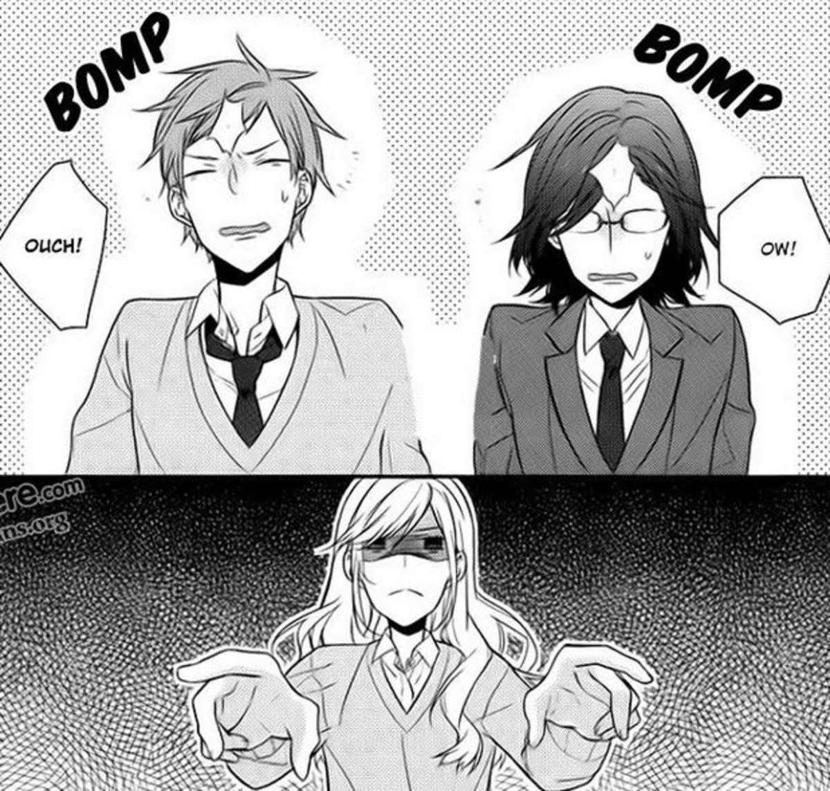 Toru, Miyamura and Hori