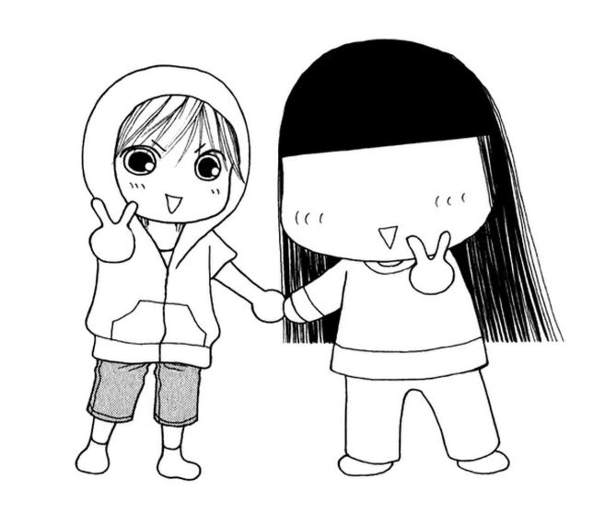 Kyohei and Sunako