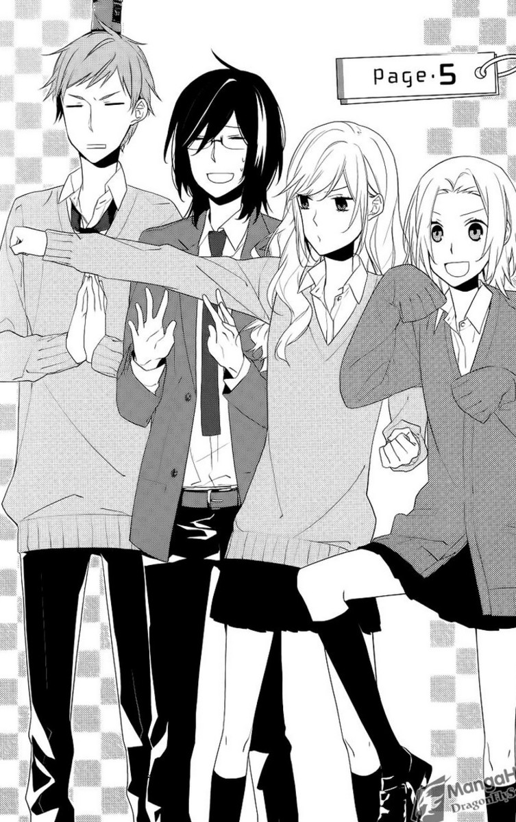 Ishikawa Toru, Miyamura Izumi, Hori Kyouko and Yoshikawa Yuki