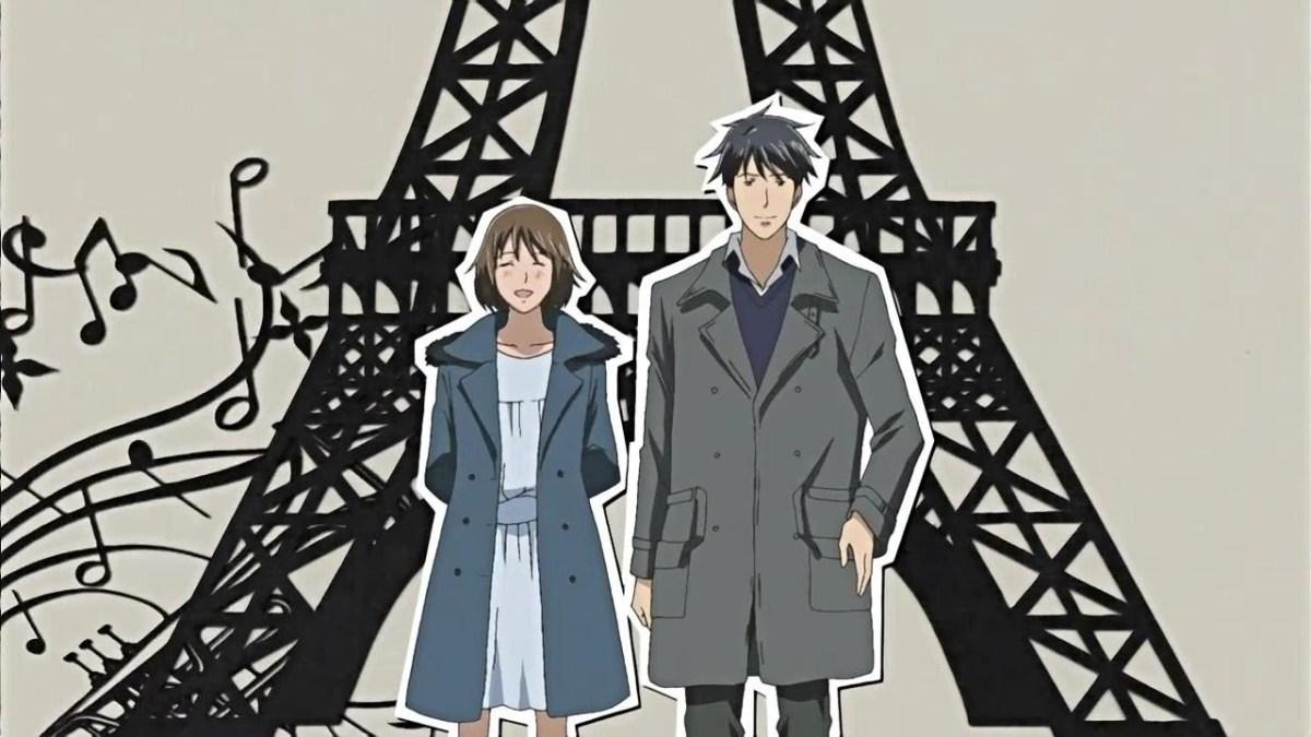 Noda Megumi and Chiaki Shinichi