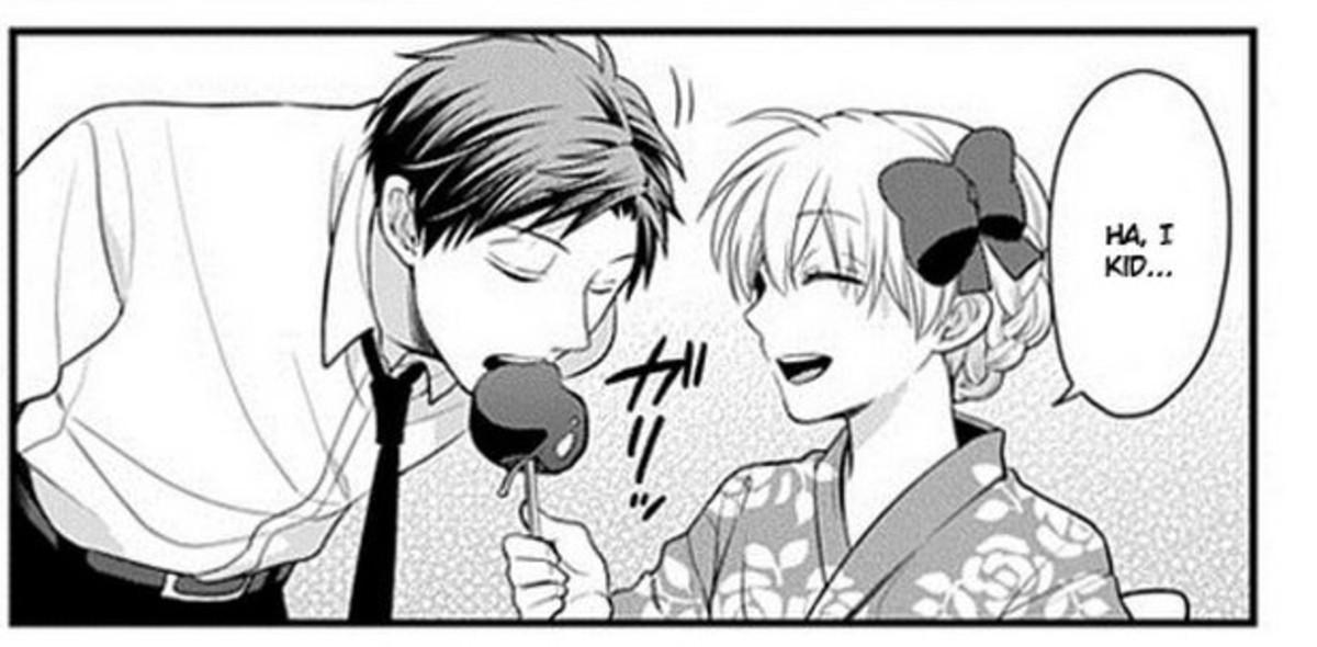 Nozaki and Sakura