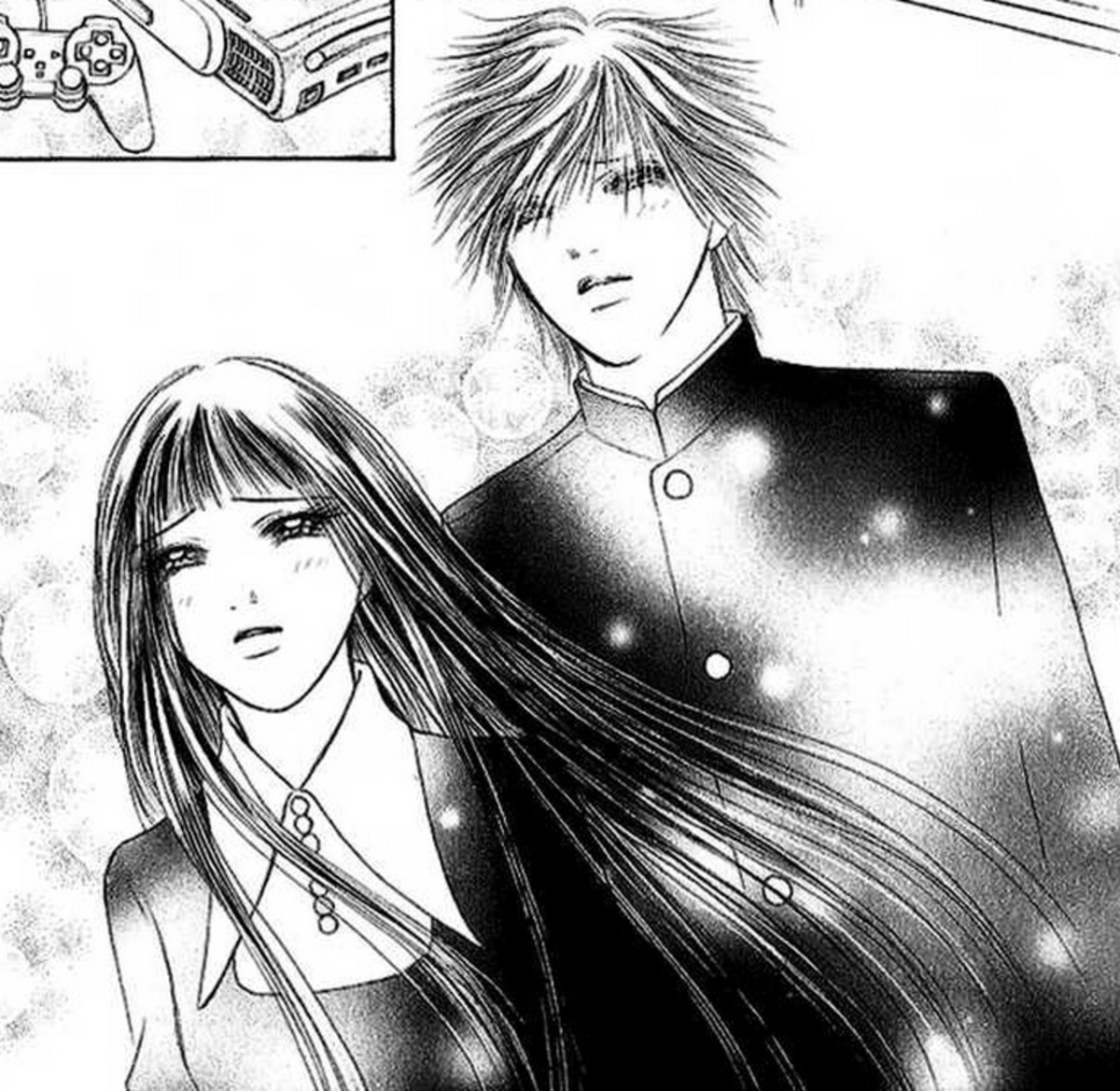 Sunako and Kyohei