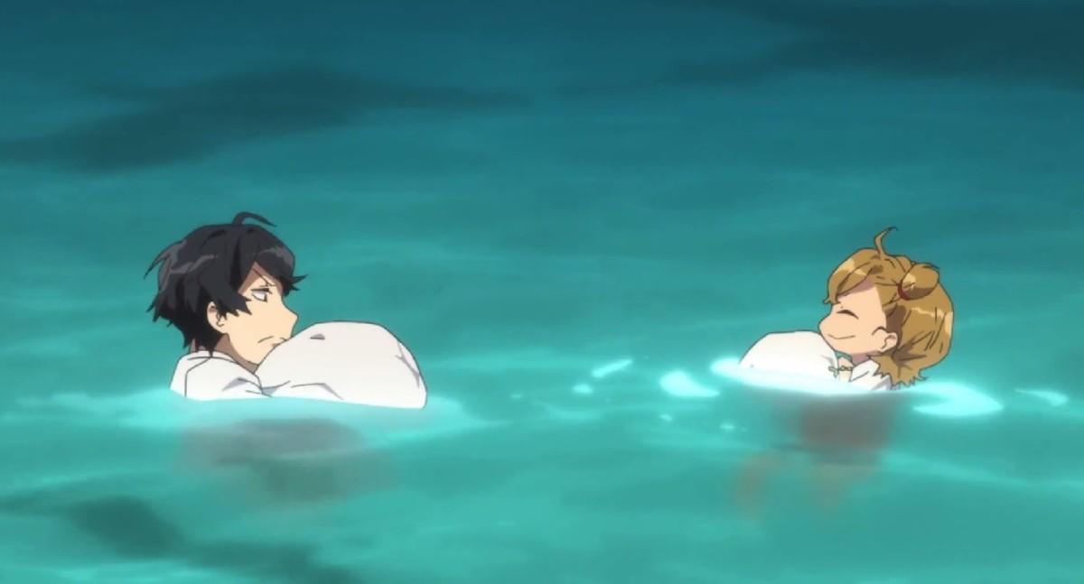 Sensei and Naru