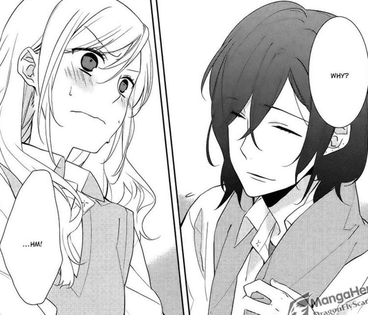 Kyouko and Izumi