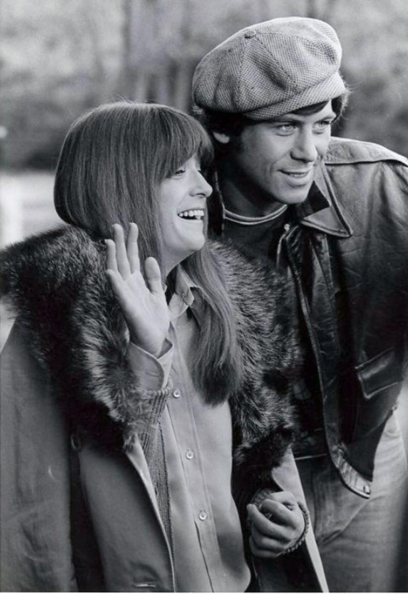 Bostwick with Patti Deutsch