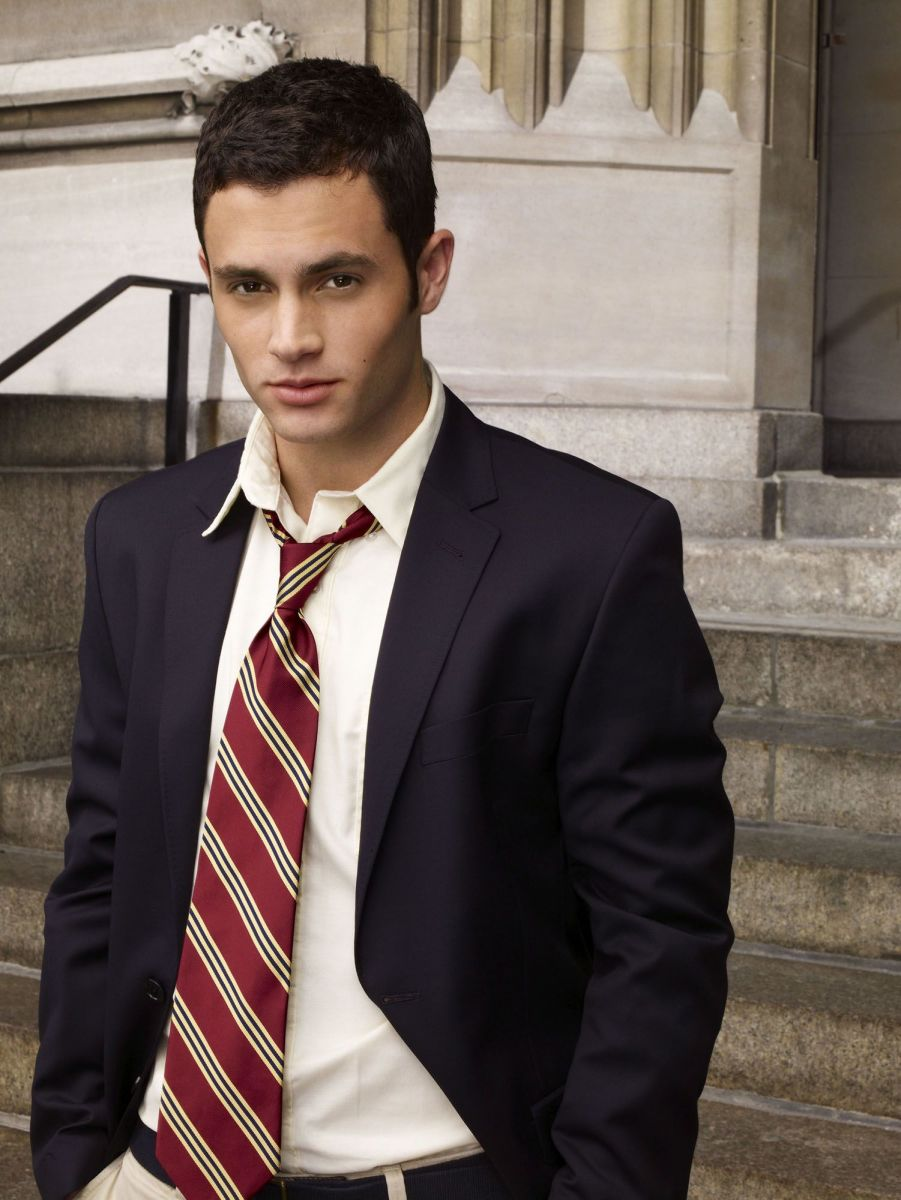 Penn Badgley in 2007
