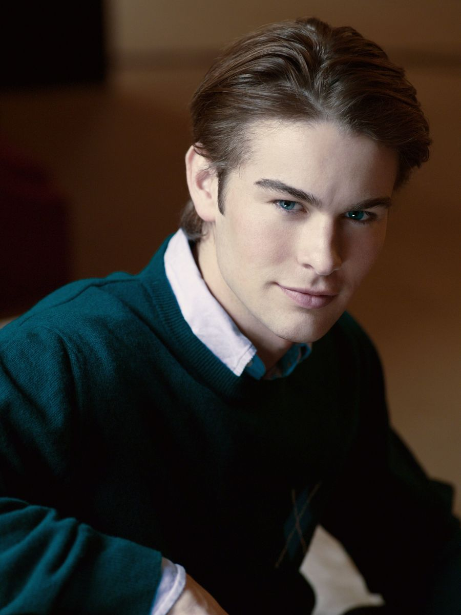 Chace Crawford in 2007