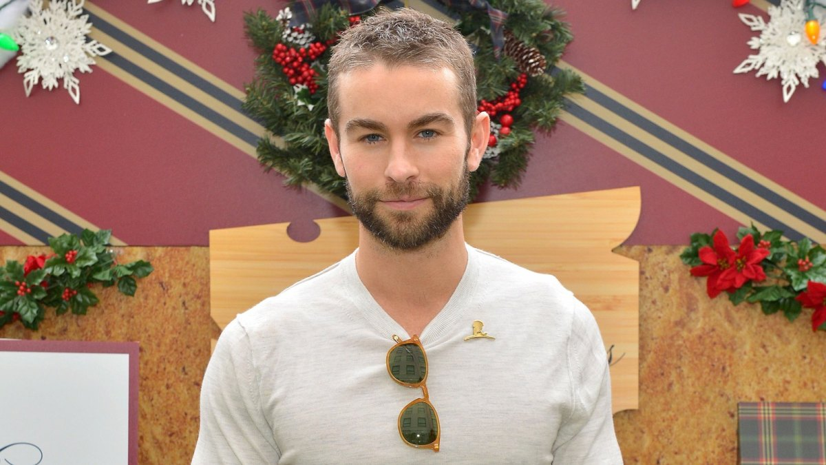 Chace Crawford now!