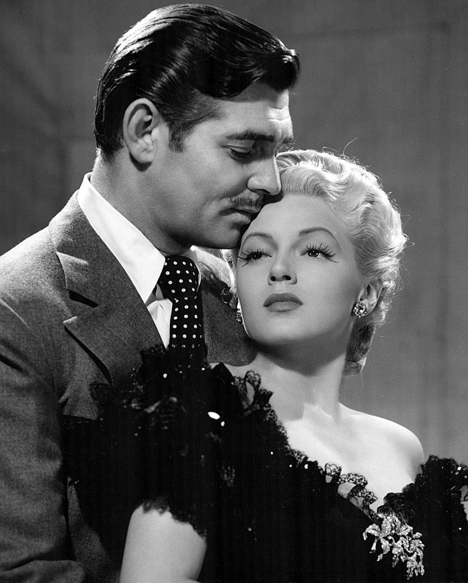 Lana Turner missed her chance to star with Clark Gable in Gone With The Wind, but made up for it in 1941's Honky Tonk.