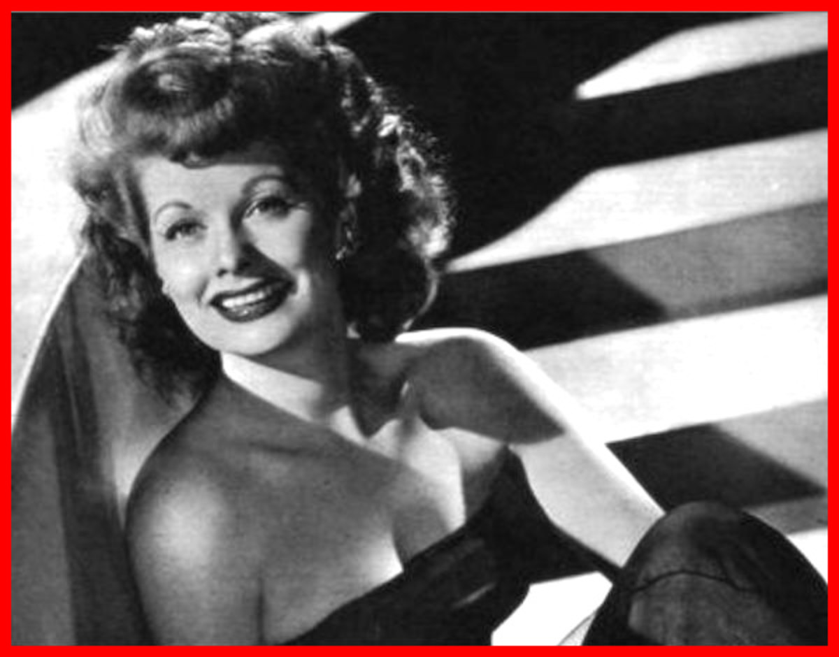 It may be hard to imagine, but Lucille Balll really did audition for the part of Scarlett O'Hara.