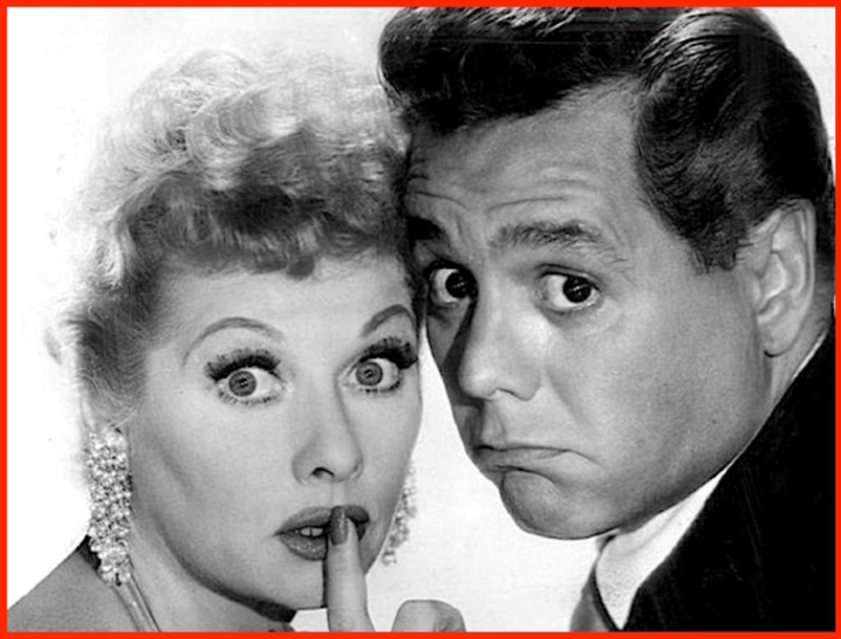 Although David O. Selznick didn't pick Lucy to play Scarlett O'Hara, before long she and husband Desi Arnaz would become two of the most powerful entertainers in Hollywood.
