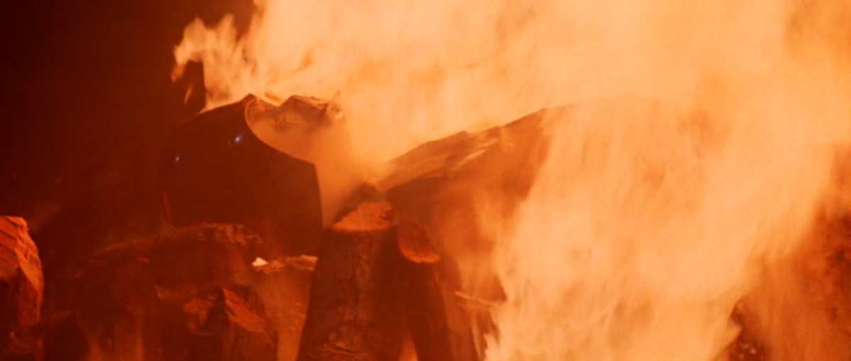 Funeral of Anakin Skywalker / Darth Vader