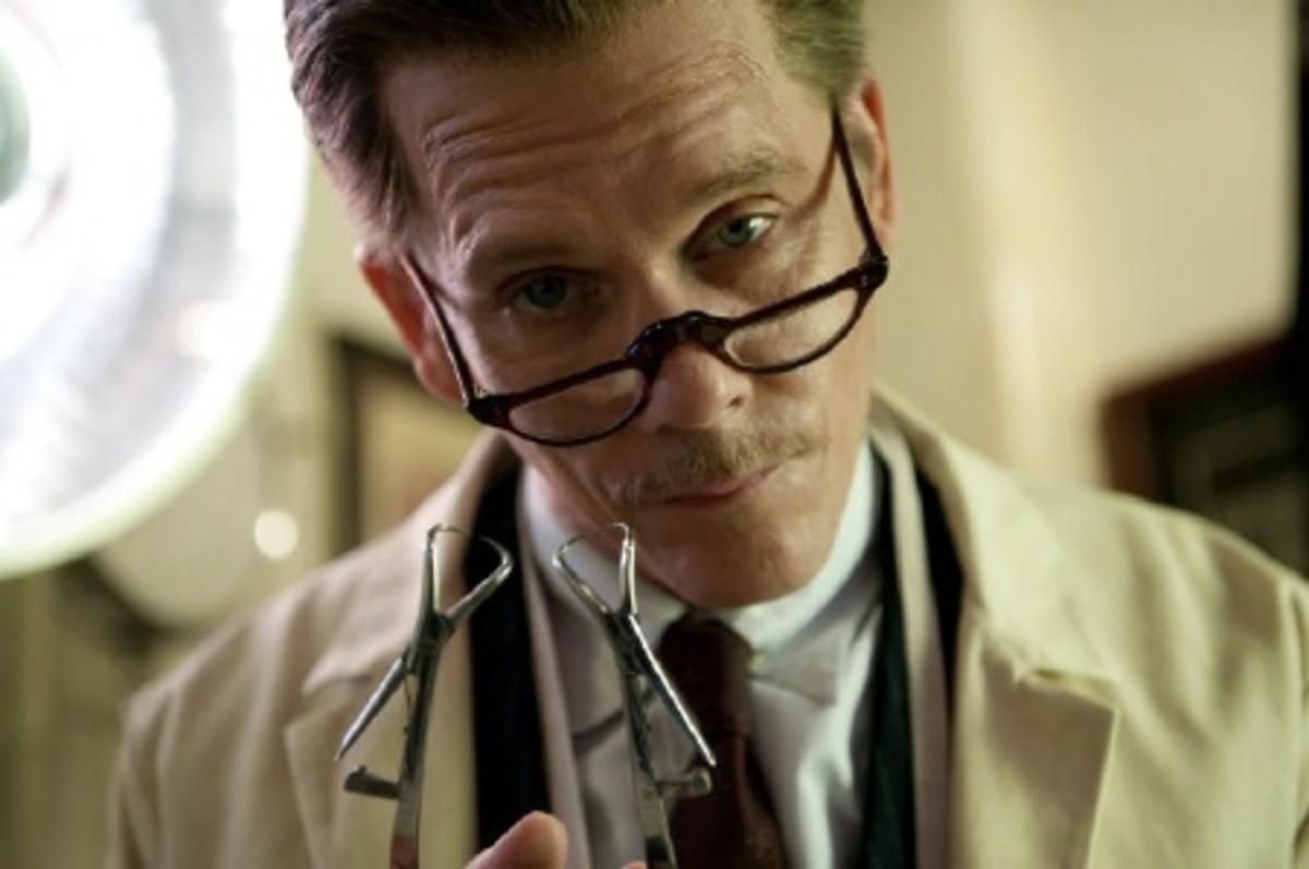 Kevin Bacon as Sebastian Shaw