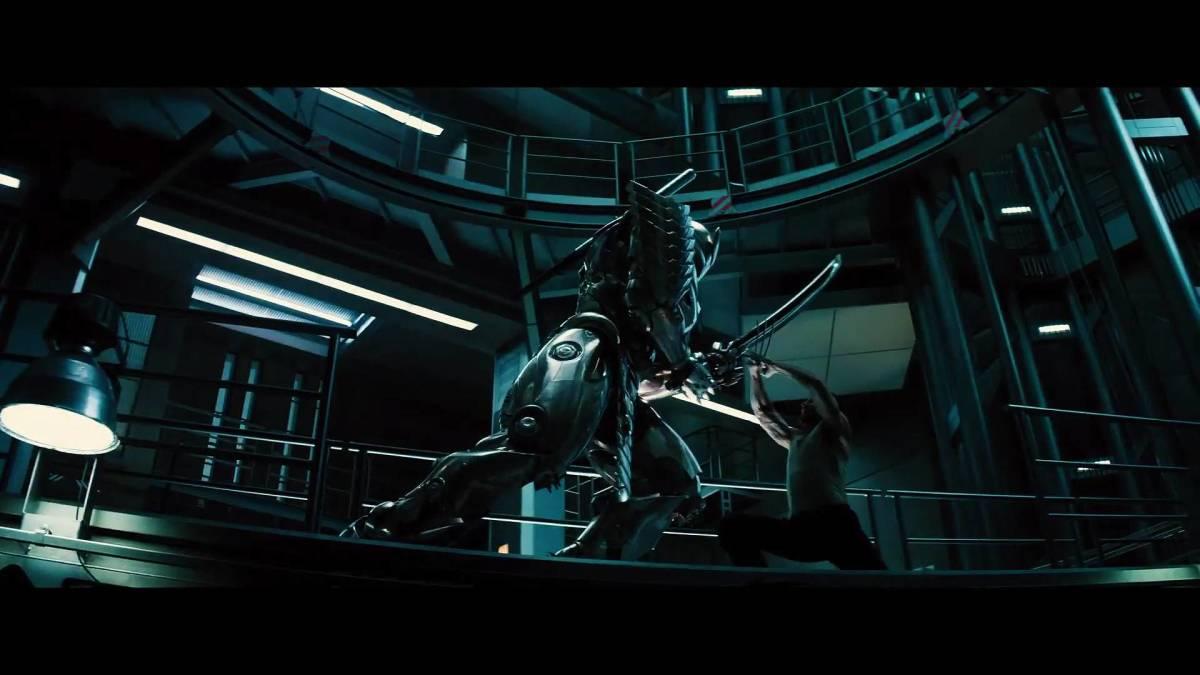 The Silver Samurai suit vs Wolverine.