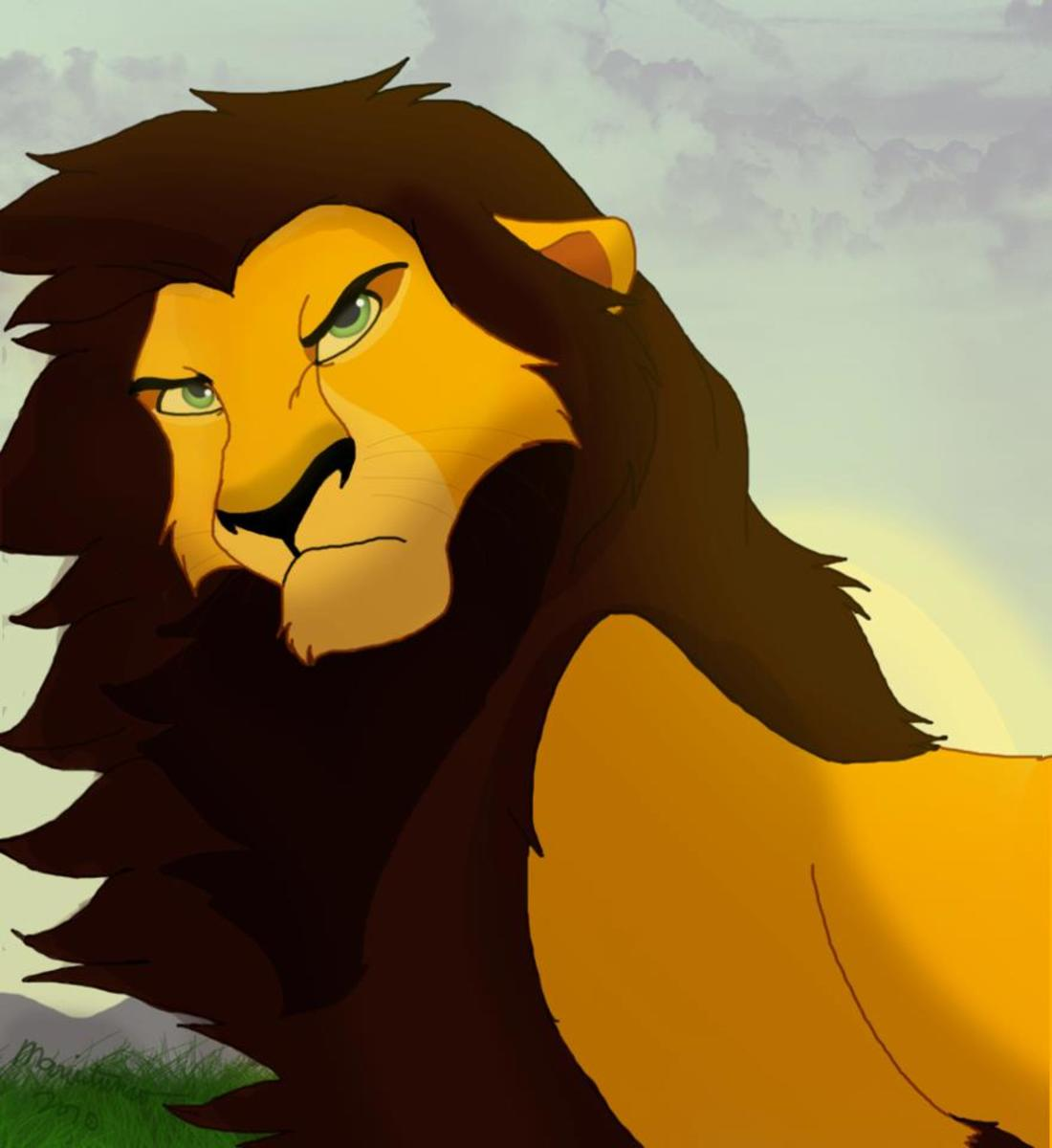 Every King Throughout Lion King History Reelrundown