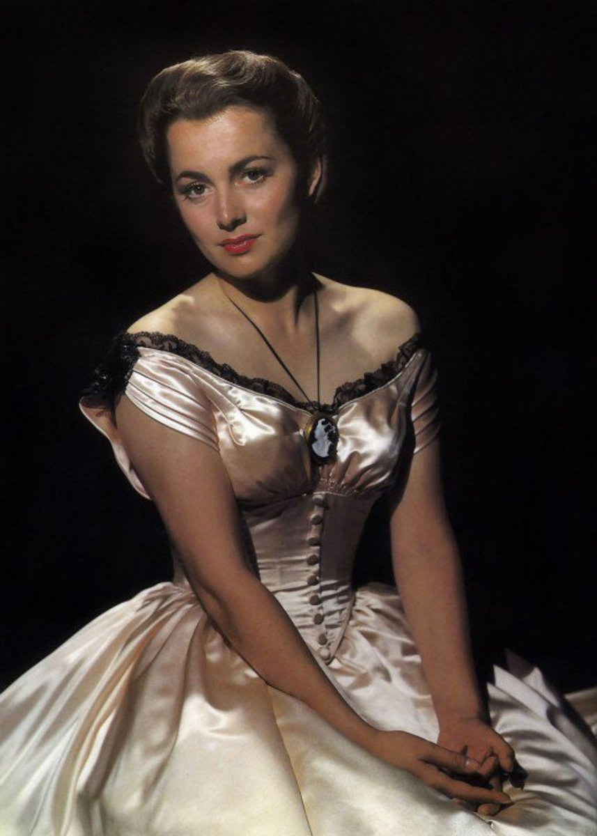Olivia de Havilland had a long time feud with her actress sister, Joan Fontaine.