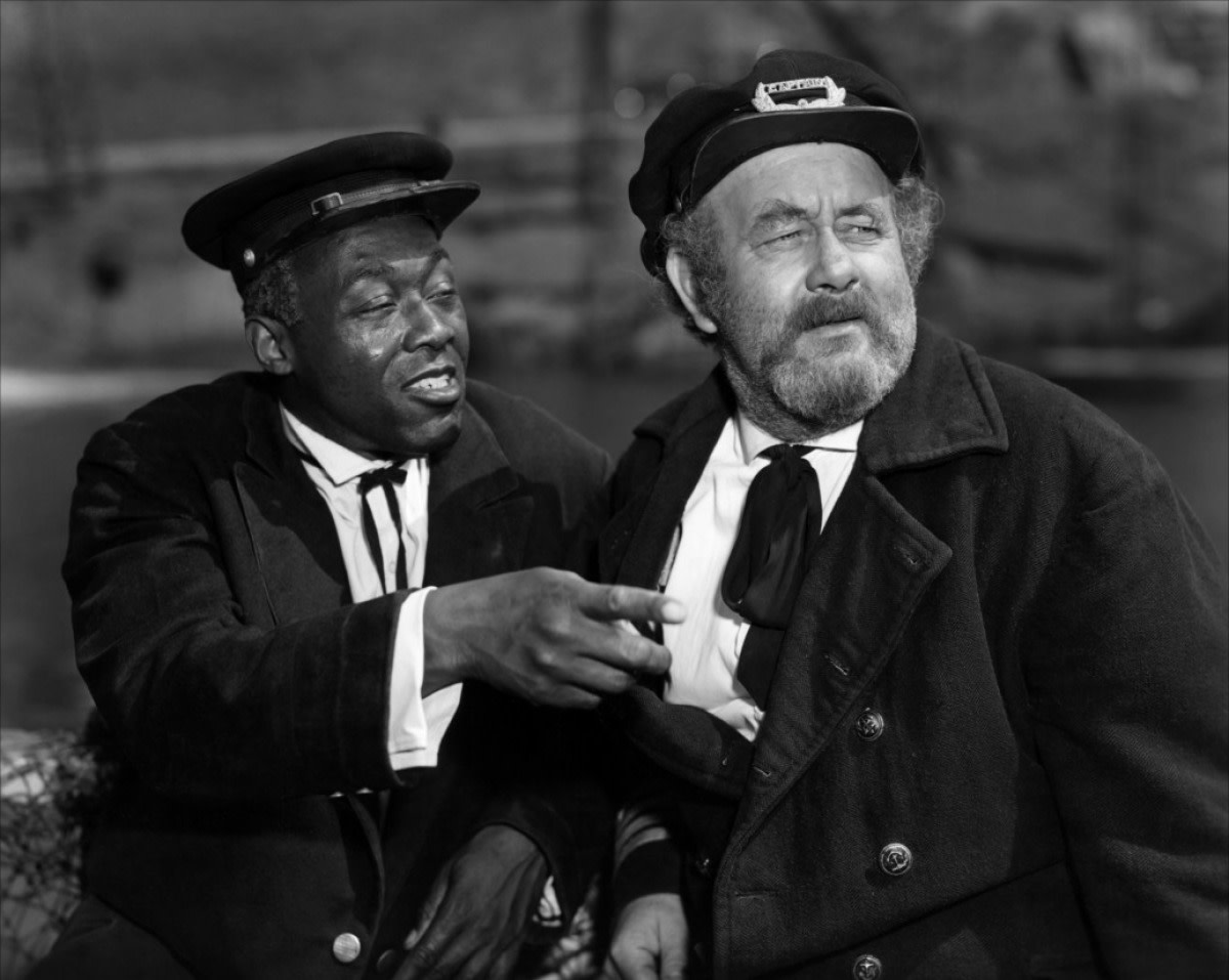 Fetchit with Chubby Johnson Bend of the River (1952)