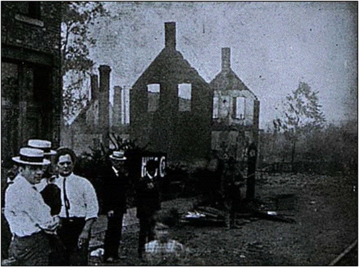 Springfield Race Riot (1908)