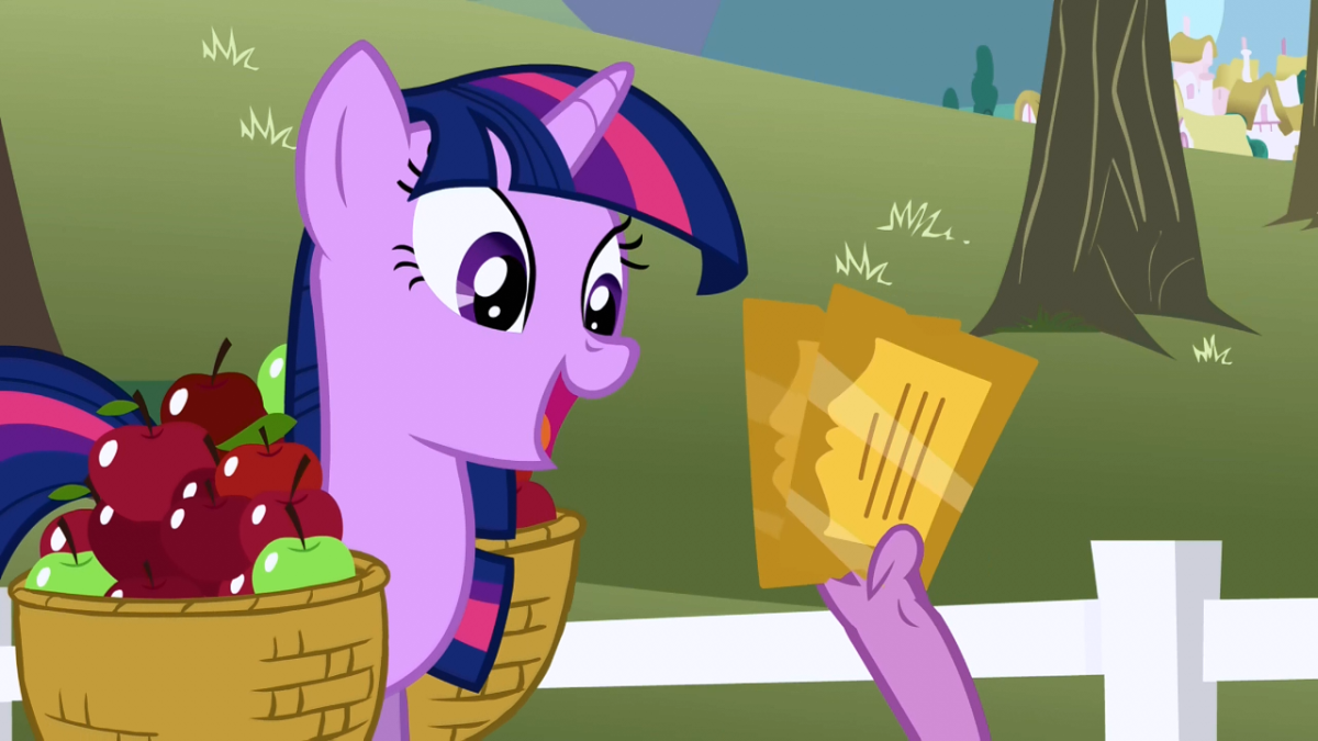 Those tickets were going to be a big part of the first season finale.
