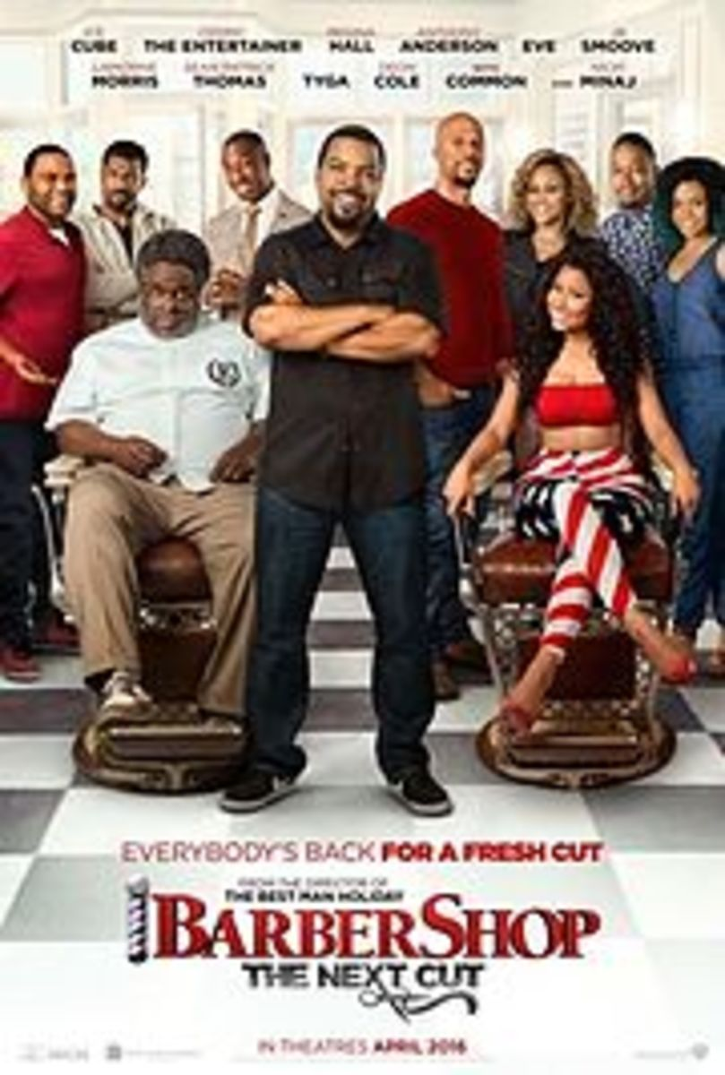 Still Managing The Chair - Barbershop: The Next Cut