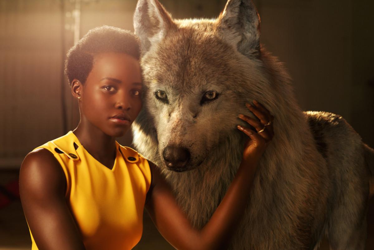 Lupita Nyong'o and Raksha